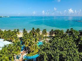 Wyndham Grand Rio Mar Beach Resort & Spa All Inclusive - Puerto Rico | http://CheapCaribbean.com