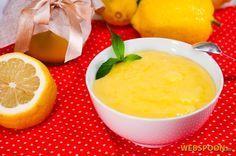 Лимонный заварной крем (Lemon curd)