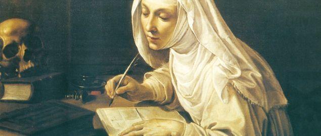 Santa Caterina, l'analfabeta che divenne consigliera di principi e papi - Famiglia Cristiana