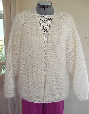 namaak Bernadette cardigan in gebroken wit nu te koop voor 120 euro , zie website voor andere kleuren
