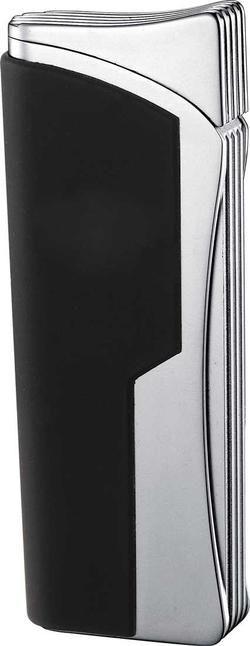 Visol Diego Black Single Jet Flame Cigar Lighter