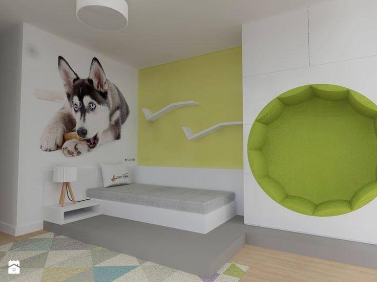 pokój nastolatki - zdjęcie od ap. studio architektoniczne Aurelia Palczewska-Dreszler