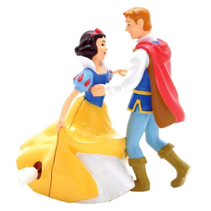 Disney Pamuk Prenses Dans Eden Figür  #figür #pamukprenses #oyuncak #bitirimoyuncak