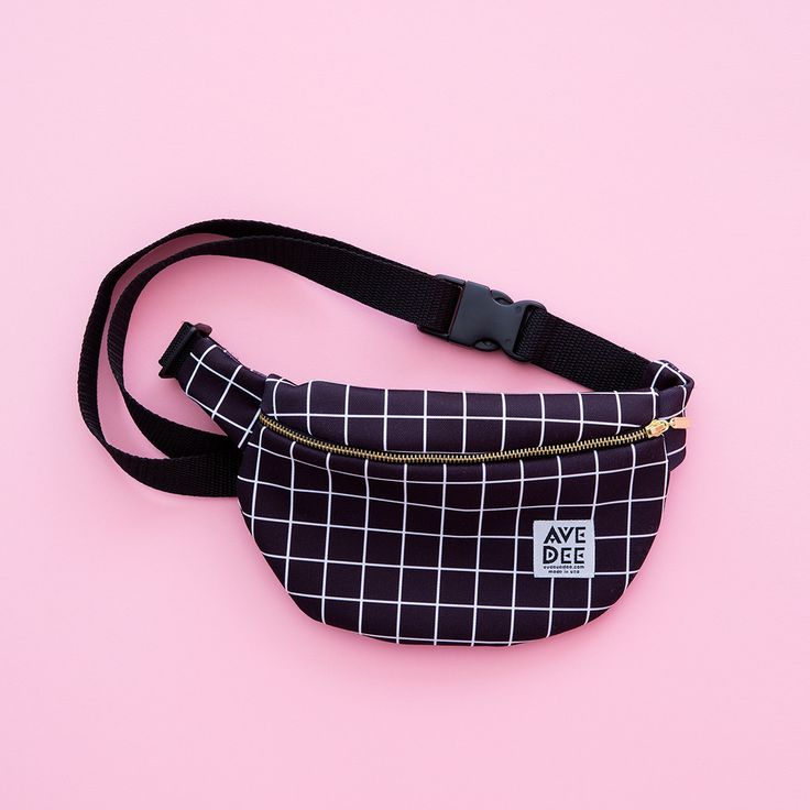 gridlock fanny pack from ban.do - pretty darn cute!