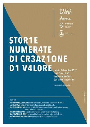 Storie numerate di creazione di valore a San Marco in Lamis
