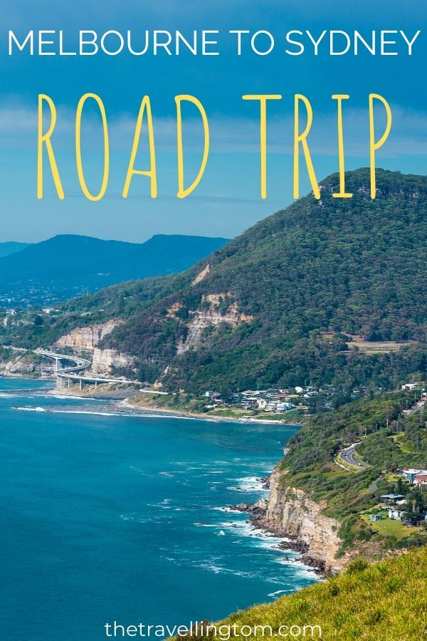 Melbourne To Sydney Road Trip 7 Day Budget Itinerary Road Trip Australian Road Trip Travel Around The World