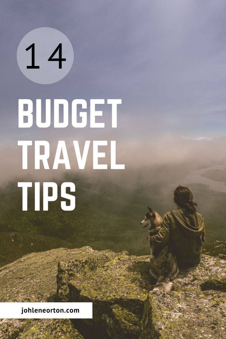 These 14 Budget Travel Tips will help you to travel to those dream destinations on your bucket list. I want to show you how your travel dreams can become reality!
