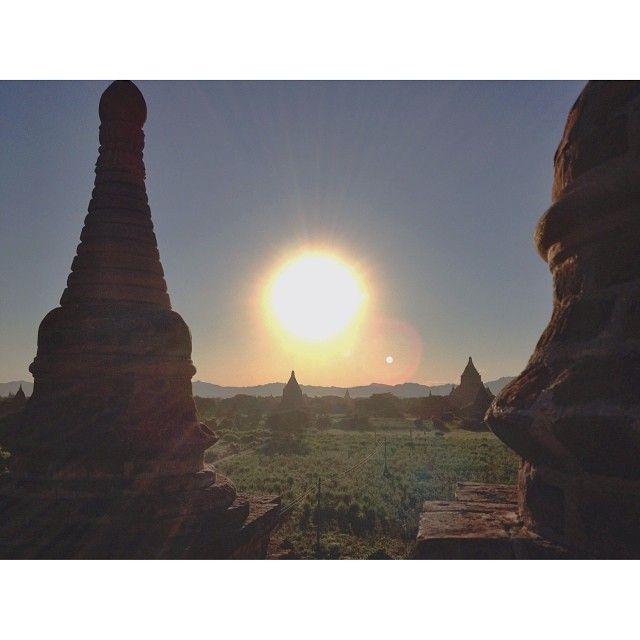 Nyaung U Airport, Bagan