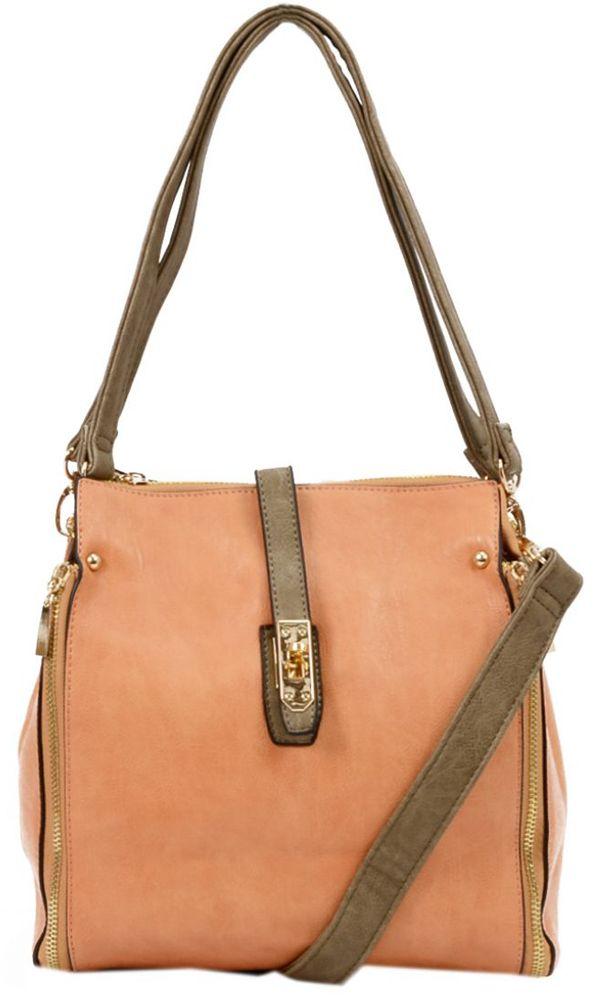 #orange #bag #style #inspiration