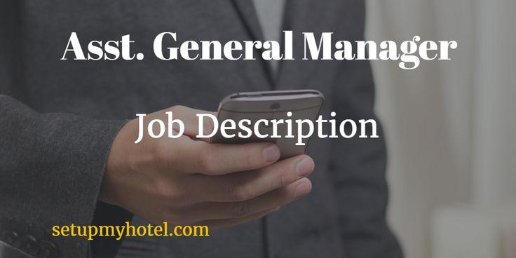 Finance Manager Job Description - Hotels Resort Hotel Job - chief engineer job description