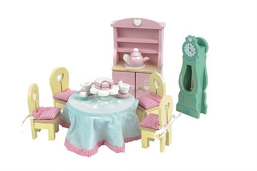 Le Toy Van Daisylane Drawing Room Furniture For Dollhouses