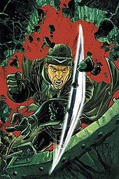 Image result for captain boomerang dc