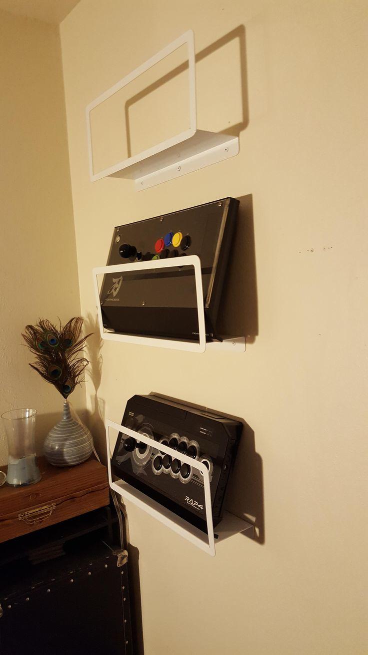 Storage Solution For Arcade Sticks · Arcade StickVideos FunnyGame ...