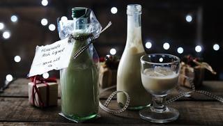 Homemade Irish cream - great Christmas gift idea