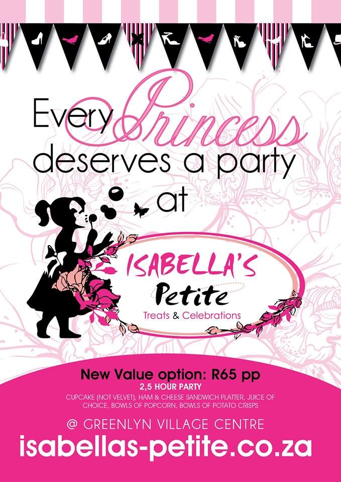 For our #Petites #IsabellasPetite #Parties #KidsVenue