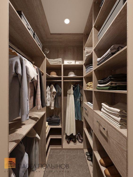 58 Stunning Walk in Closet Decorating and Design Ideas –