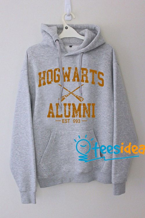 Hogwarts Alumni Hoodies Adult Unisex Men and Women Size S-3XL - Get 10% Off!!! - Use Coupon Code 'TEES10'