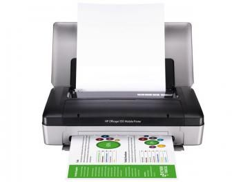 Impressora Jato de Tinta com Bluetooth - HP Officejet 100