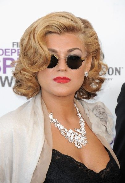 "Melody Gardot Hair and over 1000 hairstyles for the ""square"" face"