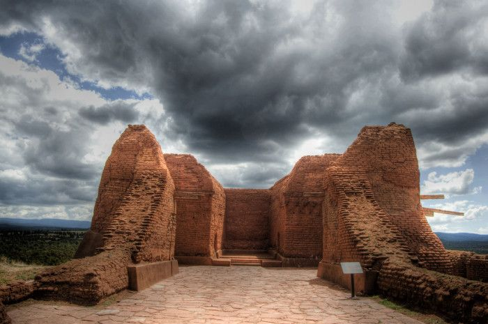 10. Pecos National Historic Park, Pecos