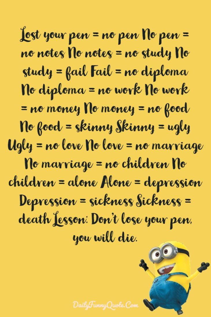 Minions Quotes 40 Funny Quotes Minions And Short Funny Words 11 Funny Quotes Funny Picture Quotes Funny Images With Quotes