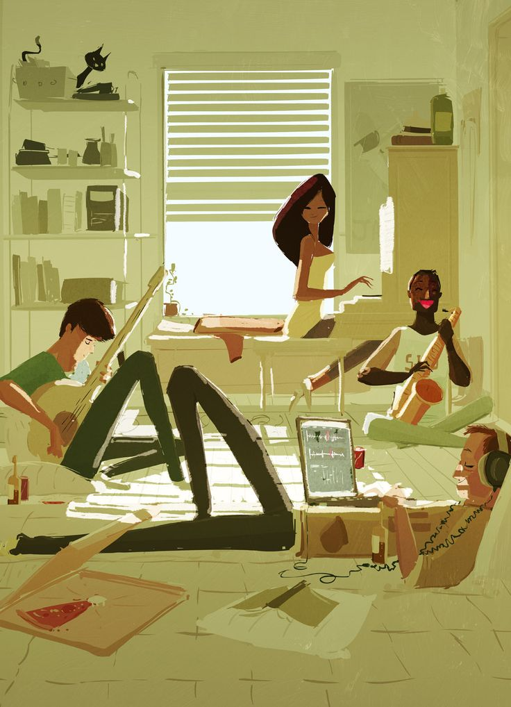 College Days - Pascal Campion