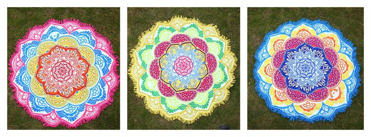 Mandala Blanket  #mandala #mandalapattern #mandalatapestry #tapestry #pattern #zen #meditation #walltapestry #beachtapestry #beachtowel #blanket #gobelin