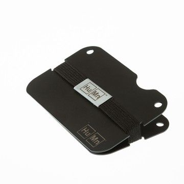 HuMn Wallet Mini Black, $68, now featured on Fab.