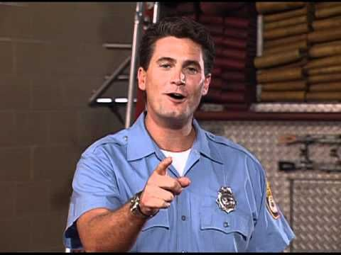 ▶ Fire Safety For Children: The Friendly Fireman (Novus Security) - YouTube