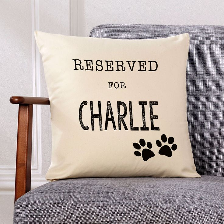Dog Cushion.Beautiful 💕 Personalised Word Cushions & Pillows. Easy to Create & Preview On Screen Before You Buy. Fast Free Delivery. A perfect gift for any occasion. www.chatterboxwalls.co.uk  #wordart #typography #personalisedcushions #cushions #interiordesign