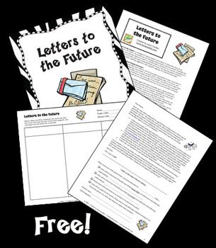 Time Capsule Transition Writing Frame