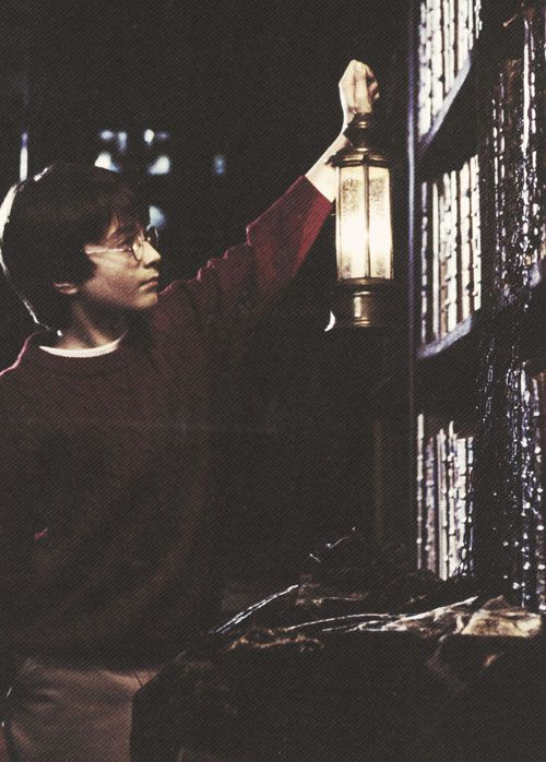 Harry Potter and the Philosopher Stone - 2001