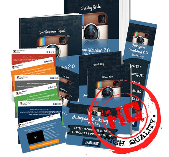 Instagram Marketing 2.0 By Dr. Amit Pareek & Er. Ashu Kumar Review – Top Quality Training That Show You How To Get BIG Profits Week After Week With Sell Products Under Your Name On Autopilot
