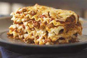 Simply Lasagna recipe: Kraft Recipes, Cheesy Melted, Kraft Food, Gooey Cheesy, Ground Beef, Simple Lasagna Recipes, Easy Lasagna, Simply Lasagna, Favorite Recipes