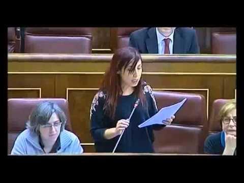 Una joven diputada saca los colores a Fatima Bañez recordandole todos sus gazapos en dos minutos