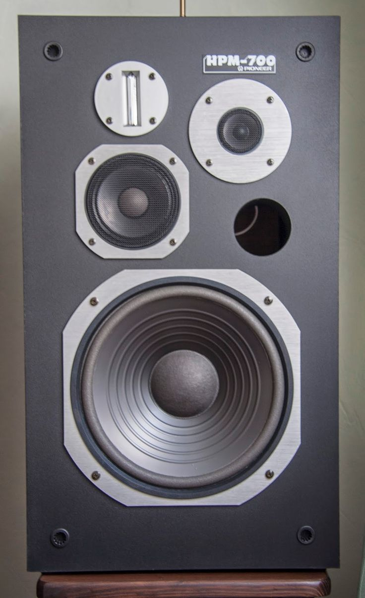 17 Best Ideas About High End Speakers On Pinterest