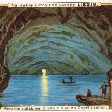 FAMOUS CAVES