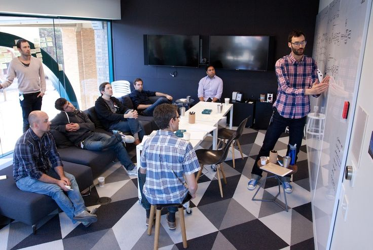 Want to foster creativity? Skip the foosball table and opt for a war room instead. Google Ventures's Jake Knapp shows you how. Plus: a peek inside...