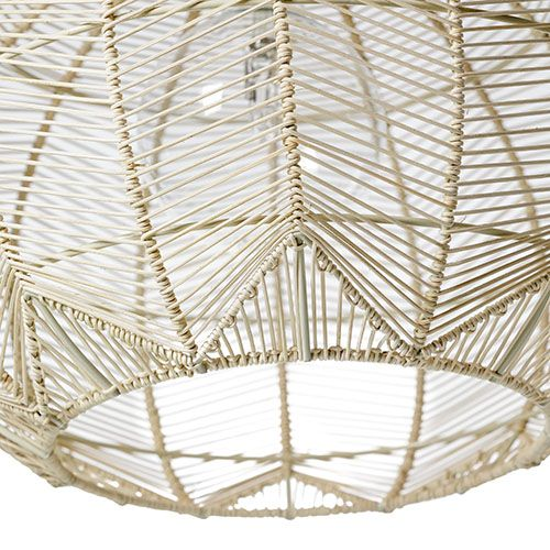 Resort Paper Rope Pendant Light