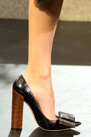 Louis Vuitton Fall 2010 shoes