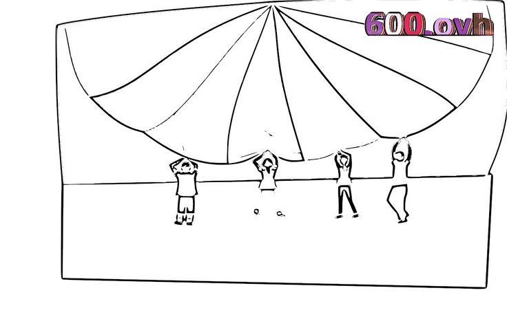 Afbeeldingsresultaat voor parachute kleurplaat
