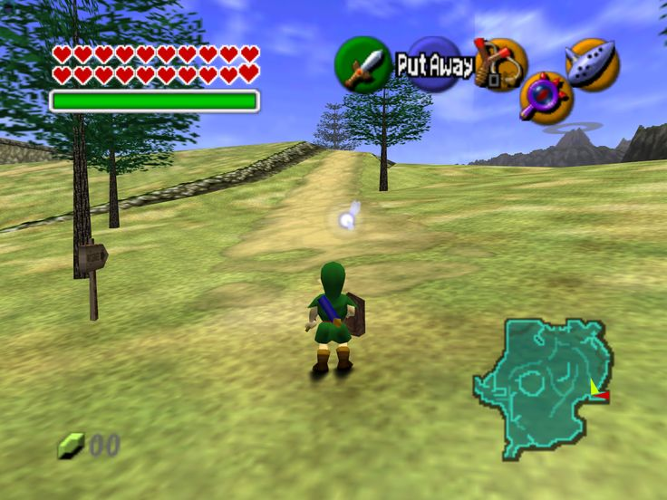 ocarina of time gameplay - Google Search