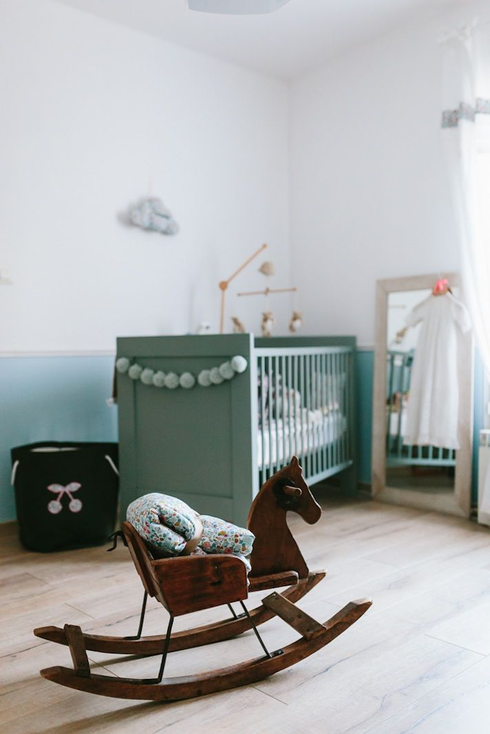 © Studio A+Q - Chambre d'enfant - Jeanne - Decoration - Le blog de Madame C #1