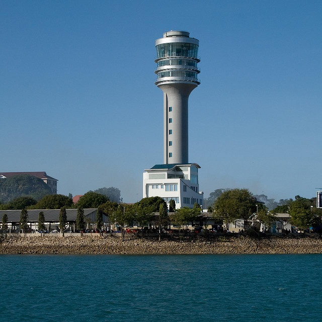 Beautiful Dar-es-salaam Light House