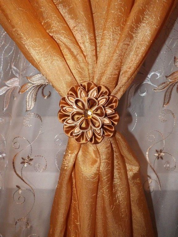 M s de 25 ideas incre bles sobre ganchos de lazos de - Ganchos para colgar cortinas ...