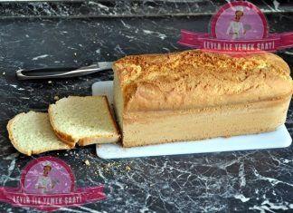 Kek Kalıbında Ekmek Tarifi