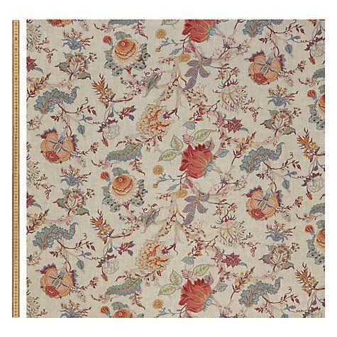 Buy John Lewis Odin Furnishing Fabric, Multi Online at johnlewis.com