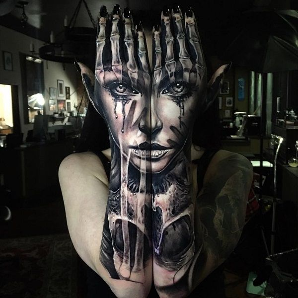 Amazing forearm tattoo - 110  Awesome Forearm Tattoos  <3 <3