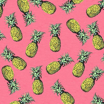 Pineapple pattern background - photo#14