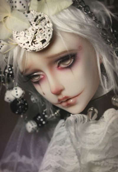 #bjd #dolls  I think I'm just fell in love with this doll! His face is so particular *ò*